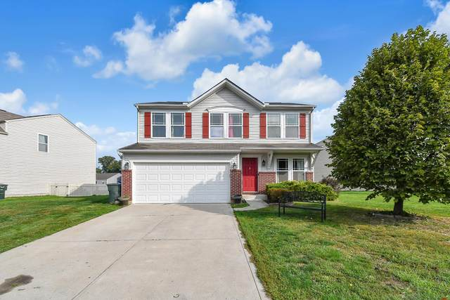 7622 Witch Hazel Drive, Canal Winchester, OH 43110 (MLS #220033052) :: The Holden Agency