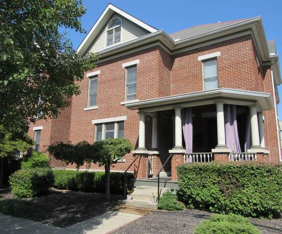 32 W Starr Avenue, Columbus, OH 43201 (MLS #220033144) :: The Clark Group @ ERA Real Solutions Realty
