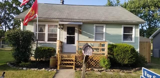 160 Hayward Street, Circleville, OH 43113 (MLS #220033166) :: Signature Real Estate