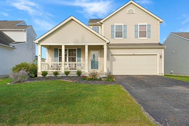 817 Bent Oak Drive, Blacklick, OH 43004 (MLS #220033207) :: CARLETON REALTY