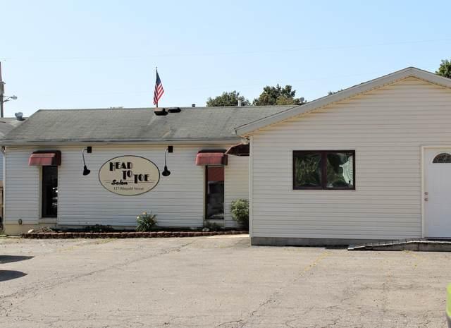 127 Ringold Street, Mount Vernon, OH 43050 (MLS #220033222) :: Sam Miller Team