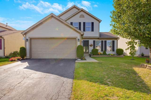 3435 Hail Ridge Drive, Reynoldsburg, OH 43068 (MLS #220033225) :: The Holden Agency