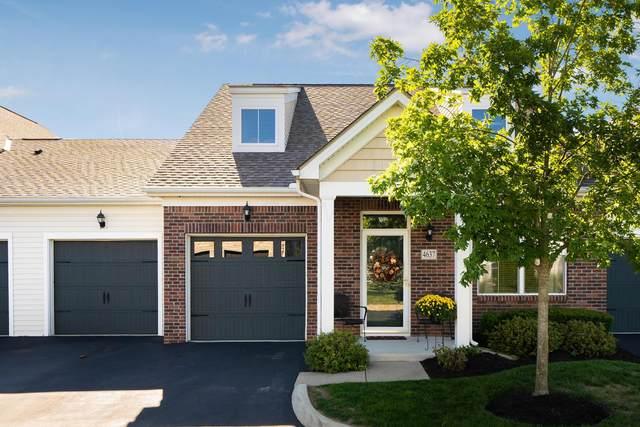 4637 Oracle Lane 40-463, Hilliard, OH 43026 (MLS #220033244) :: Exp Realty