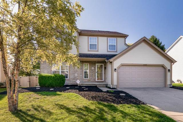 2405 Quail Meadow Drive, Grove City, OH 43123 (MLS #220033256) :: Exp Realty