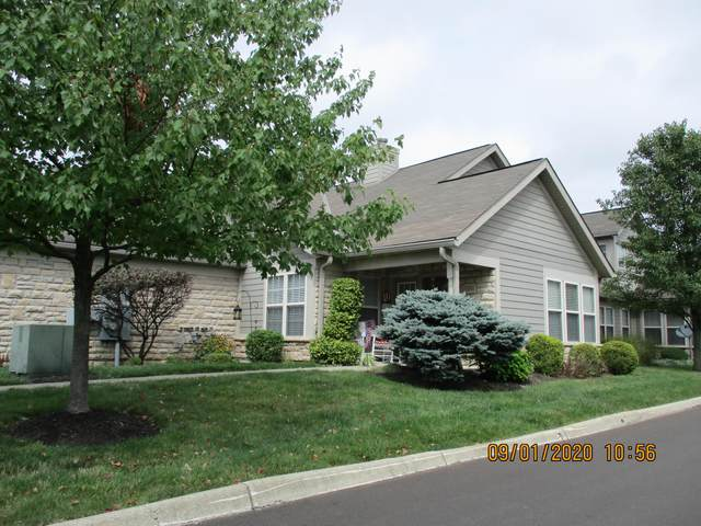 5351 Knotting Woods Drive #5357, Westerville, OH 43081 (MLS #220033270) :: Exp Realty