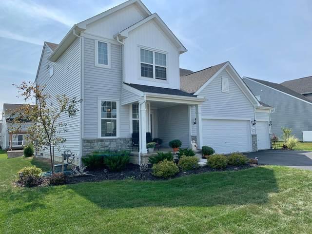 414 Saddlebred Circle, Marysville, OH 43040 (MLS #220033297) :: Keller Williams Excel