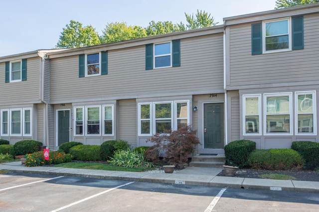 7914 Barkwood Drive 22D, Worthington, OH 43085 (MLS #220033314) :: 3 Degrees Realty