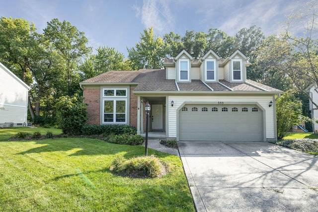 355 Charmel Place, Columbus, OH 43235 (MLS #220033315) :: ERA Real Solutions Realty
