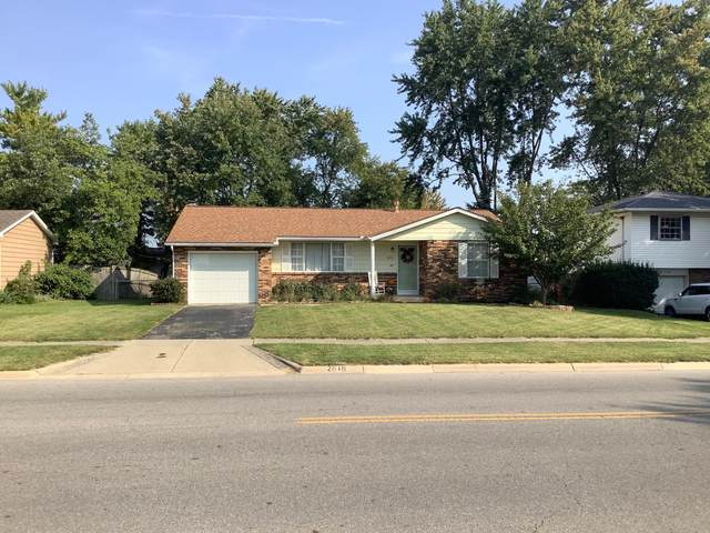 2616 Parlin Drive, Grove City, OH 43123 (MLS #220033340) :: Keller Williams Excel