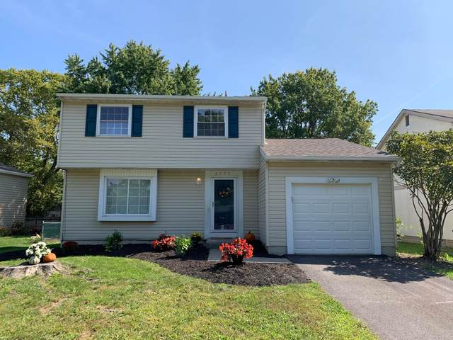2998 Breed Drive, Reynoldsburg, OH 43068 (MLS #220033348) :: Sam Miller Team