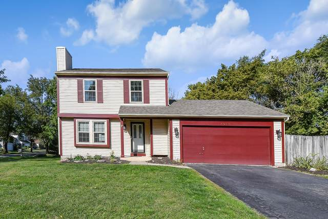 4935 Canal Cove Way, Columbus, OH 43231 (MLS #220033390) :: 3 Degrees Realty