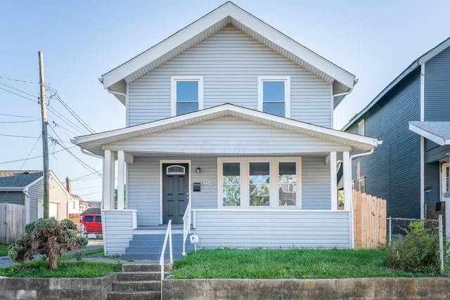 159 E Woodrow Avenue, Columbus, OH 43207 (MLS #220033392) :: The Raines Group