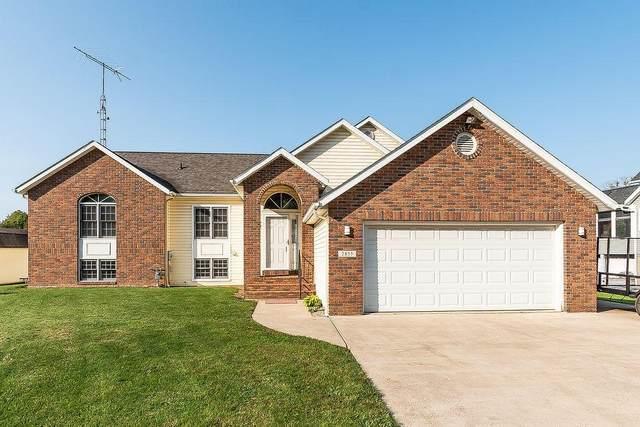 2855 Apple Valley Drive, Howard, OH 43028 (MLS #220033408) :: Jarrett Home Group