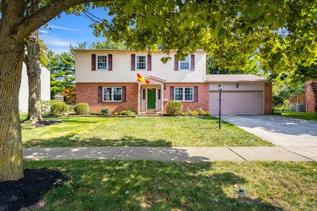 4860 Larwell Drive, Columbus, OH 43220 (MLS #220033412) :: The Jeff and Neal Team | Nth Degree Realty