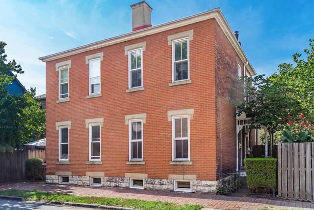 729 Kerr Street, Columbus, OH 43215 (MLS #220033416) :: The Jeff and Neal Team | Nth Degree Realty