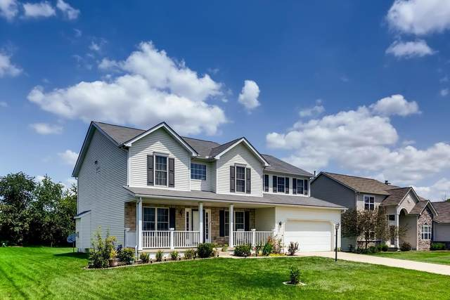 2971 Woodstone Drive, Lewis Center, OH 43035 (MLS #220033423) :: Signature Real Estate