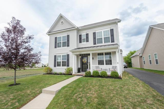 5222 Wildcat Falls Drive, Dublin, OH 43016 (MLS #220033427) :: Signature Real Estate