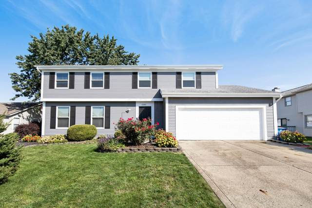 8380 Morningdew Drive, Reynoldsburg, OH 43068 (MLS #220033435) :: The Holden Agency