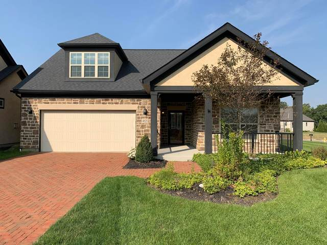 4825 Bell Classic Drive, Grove City, OH 43123 (MLS #220033442) :: The Raines Group