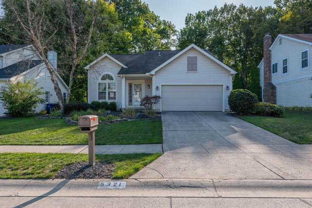 5321 Mustang Court, Columbus, OH 43221 (MLS #220033445) :: The Jeff and Neal Team | Nth Degree Realty