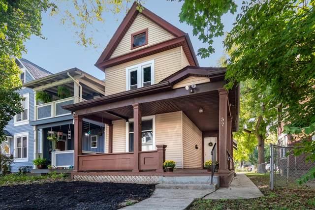 37 E Maynard Avenue, Columbus, OH 43202 (MLS #220033470) :: The Holden Agency