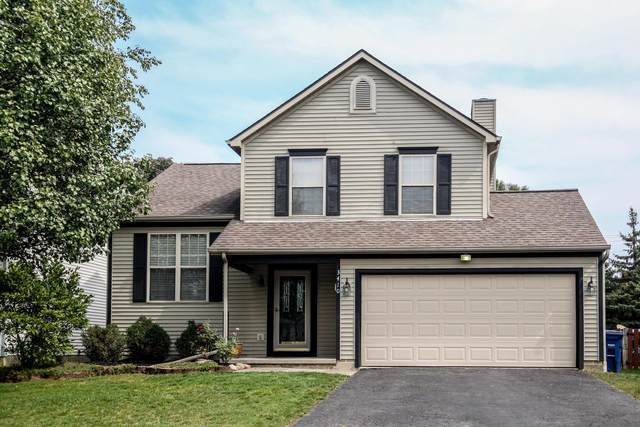 3410 Bayspirit Drive, Reynoldsburg, OH 43068 (MLS #220033480) :: The Holden Agency