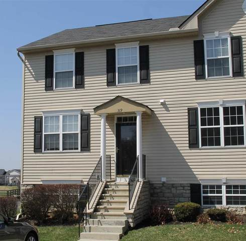 319 Oxford Oak Drive, Blacklick, OH 43004 (MLS #220033489) :: The Holden Agency