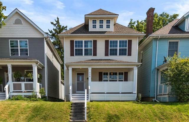 770 Carpenter Street, Columbus, OH 43206 (MLS #220033506) :: The Willcut Group