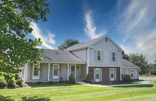 1486 Park Road, Mount Vernon, OH 43050 (MLS #220033507) :: Sam Miller Team