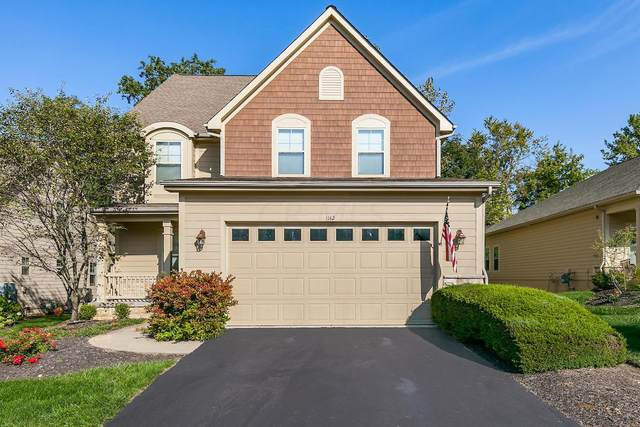 1142 Cross Creeks Ridge, Pickerington, OH 43147 (MLS #220033526) :: Berkshire Hathaway HomeServices Crager Tobin Real Estate