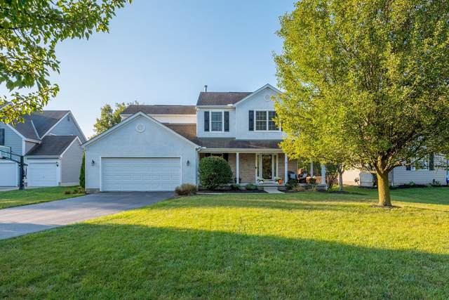 6037 Pinto Pass Drive, Hilliard, OH 43026 (MLS #220033531) :: Berkshire Hathaway HomeServices Crager Tobin Real Estate