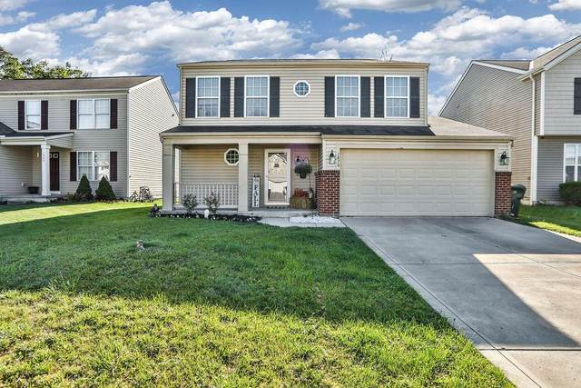 1870 Bay Port Drive, Grove City, OH 43123 (MLS #220033533) :: The Holden Agency