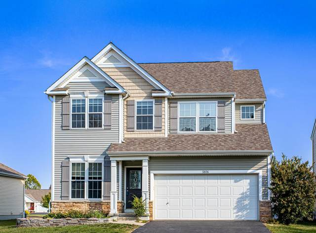 5876 Tully Cross Drive, Galloway, OH 43119 (MLS #220033538) :: The Willcut Group