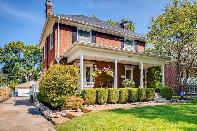 208 Northridge Road, Columbus, OH 43214 (MLS #220033594) :: HergGroup Central Ohio