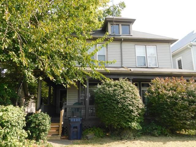 382 Mount Vernon Road, Newark, OH 43055 (MLS #220033623) :: The Holden Agency