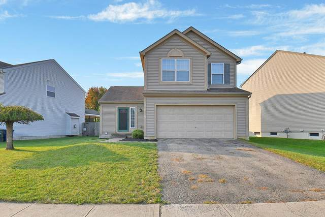 5437 Winchester Cathedral Drive, Canal Winchester, OH 43110 (MLS #220033629) :: CARLETON REALTY