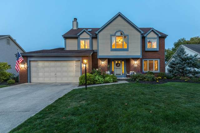 4203 Maystar Way, Hilliard, OH 43026 (MLS #220033636) :: The KJ Ledford Group