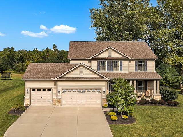 1672 Forest View Drive, Pataskala, OH 43062 (MLS #220033639) :: The Holden Agency