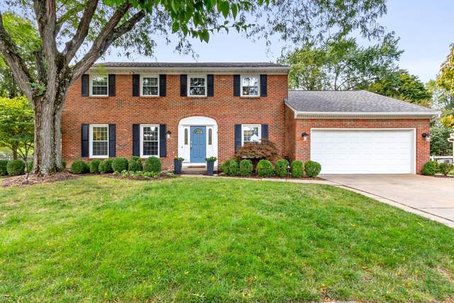 7611 Beechlake Drive, Columbus, OH 43235 (MLS #220033646) :: The Jeff and Neal Team | Nth Degree Realty