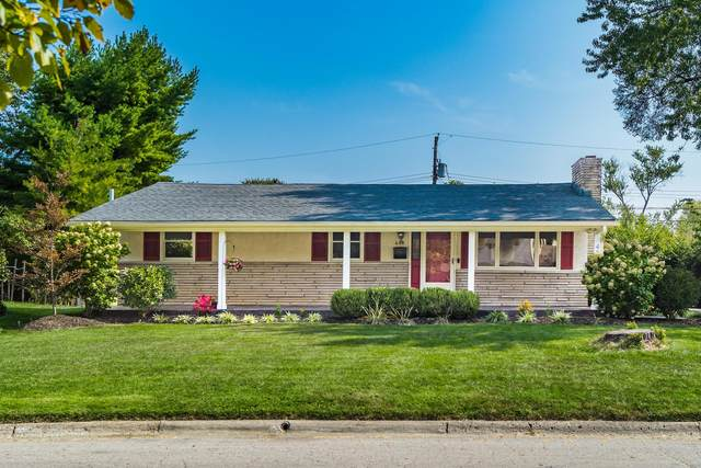 468 Crandall Drive, Worthington, OH 43085 (MLS #220033711) :: The Willcut Group