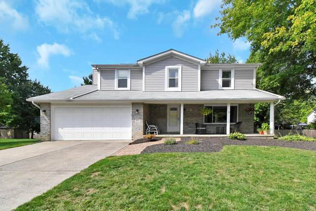 951 Timothy Court, Columbus, OH 43230 (MLS #220033725) :: CARLETON REALTY