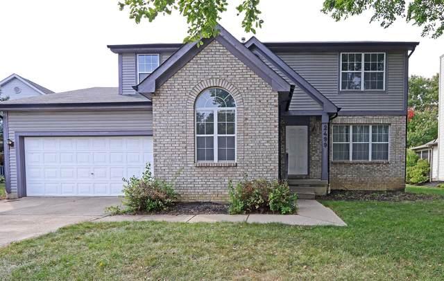 2499 Belmoni Court, Hilliard, OH 43026 (MLS #220033733) :: Signature Real Estate