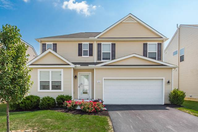 1212 Cicada Street, Blacklick, OH 43004 (MLS #220033769) :: The Willcut Group