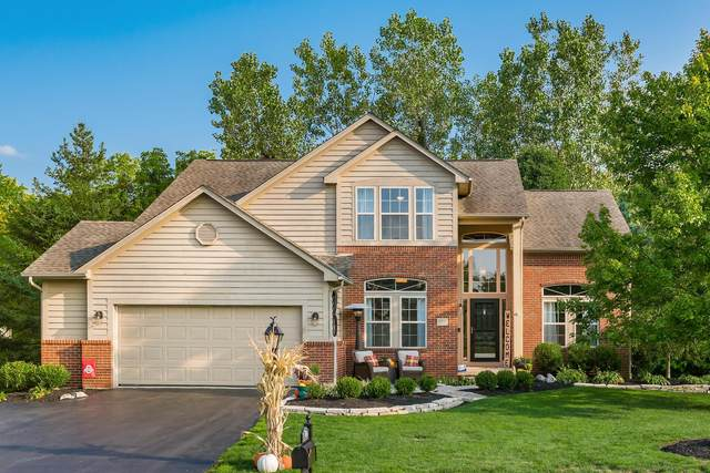 2300 Bold Venture Drive, Lewis Center, OH 43035 (MLS #220033794) :: Berkshire Hathaway HomeServices Crager Tobin Real Estate