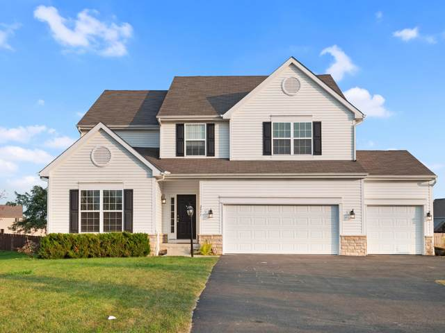 2977 Indian Summer Drive, Galena, OH 43021 (MLS #220033812) :: The Jeff and Neal Team | Nth Degree Realty