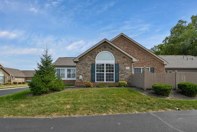 5673 White Goose Road 12-567, Westerville, OH 43081 (MLS #220033820) :: The Willcut Group