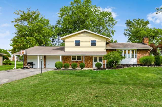 4022 Chancellor Drive, Grove City, OH 43123 (MLS #220033828) :: Huston Home Team
