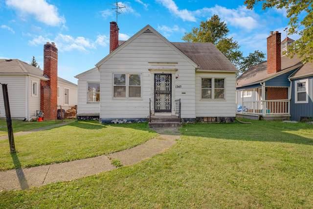 1345 E Hudson Street, Columbus, OH 43211 (MLS #220033847) :: Core Ohio Realty Advisors