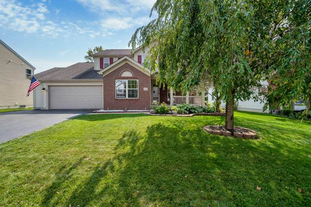 8185 Bellow Park Drive, Reynoldsburg, OH 43068 (MLS #220033854) :: Dublin Realty Group