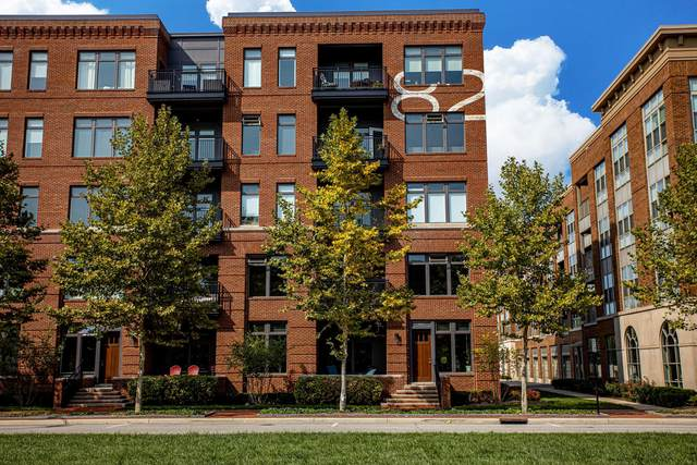 828 Bobcat Avenue #207, Columbus, OH 43212 (MLS #220033874) :: Signature Real Estate